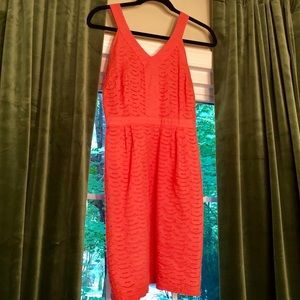 Adorable Coral Dress Size 0